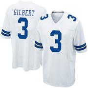Men's Nike Dallas Cowboys Garrett Gilbert White Jersey - Game