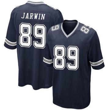 Youth Nike Dallas Cowboys Blake Jarwin Navy Team Color Jersey - Game