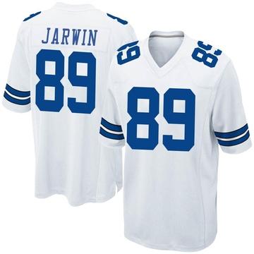 Youth Nike Dallas Cowboys Blake Jarwin White Jersey - Game
