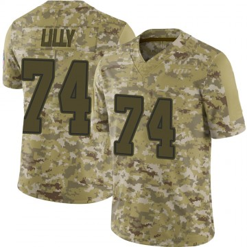 Youth Nike Dallas Cowboys Bob Lilly Camo 2018 Salute to Service Jersey - Limited