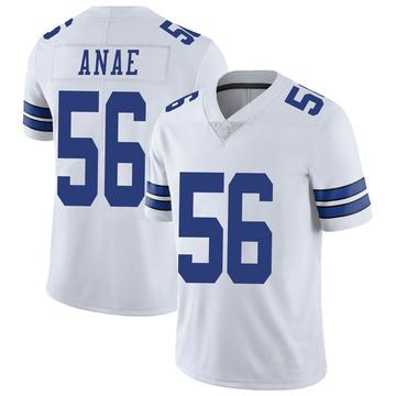 Youth Nike Dallas Cowboys Bradlee Anae White Vapor Untouchable Jersey - Limited
