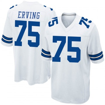 Youth Nike Dallas Cowboys Cameron Erving White Jersey - Game
