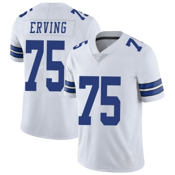 Youth Nike Dallas Cowboys Cameron Erving White Vapor Untouchable Jersey - Limited