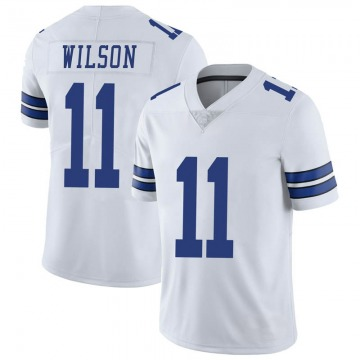 Youth Nike Dallas Cowboys Cedrick Wilson White Vapor Untouchable Jersey - Limited