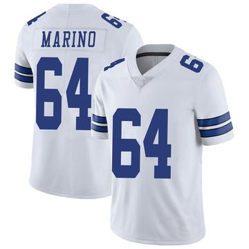 Youth Nike Dallas Cowboys Garrett Marino White Vapor Untouchable Jersey - Limited