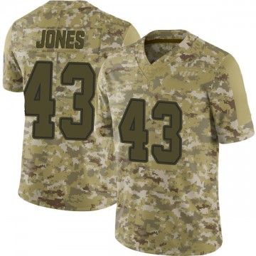Youth Nike Dallas Cowboys Joe Jones Camo 2018 Salute to Service Jersey - Limited