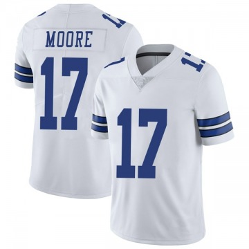 Youth Nike Dallas Cowboys Kellen Moore White Vapor Untouchable Jersey - Limited
