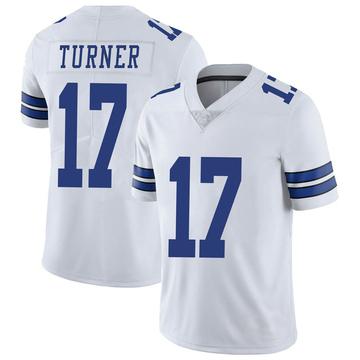 Youth Nike Dallas Cowboys Malik Turner White Vapor Untouchable Jersey - Limited