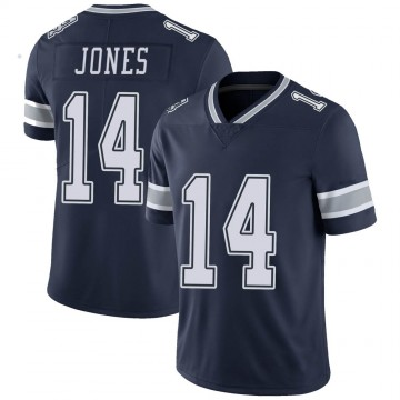Youth Nike Dallas Cowboys Tevin Jones Navy Team Color Vapor Untouchable Jersey - Limited